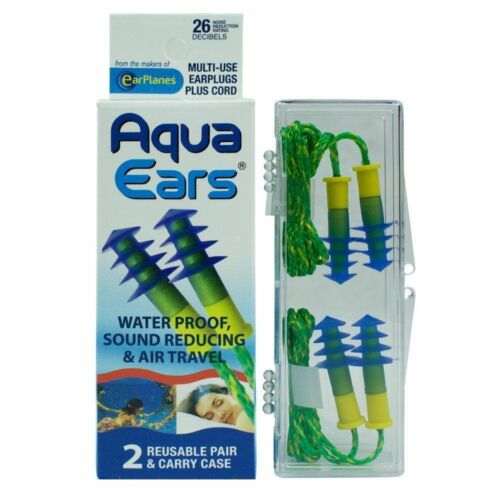 Aqua orecchie tappi per le orecchie per nuoto bagno Work-Cirrus assistenza sanitaria tappi per le orecchie