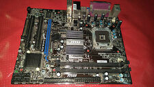 MSI G41M-P26 LGA 775 Intel G41 Micro ATX Intel Motherboard