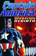 Captain America: Operation Rebirth by Mark Waid