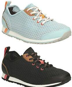 Vendita Con Activewear Clarks Ammortizzato Pizzo Incast Lacci Donna Da AnAXRq0r