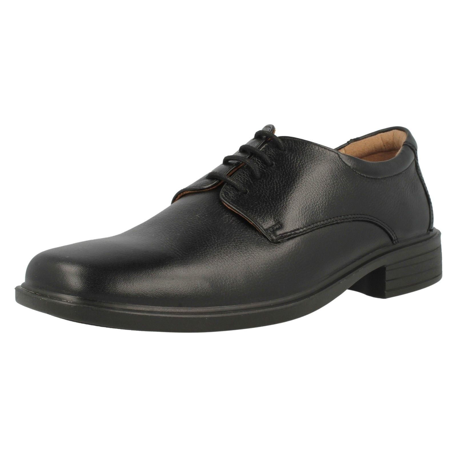 Uomo Padders Up Smart Lace Up Padders Schuhes Andrew a056e9