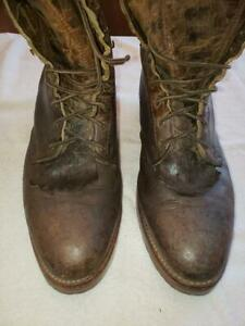 Mens Double H packer boots   eBay
