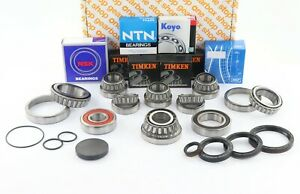 Details about DSG GEARBOX 7 SPEED BEARING AND SEAL REPAIR KIT