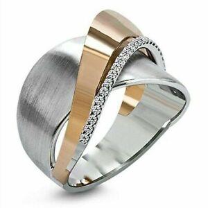 beautiful butterfly Silver Blue Fire Opal Ring Bridal Wedding Jewelry Size 5-11
