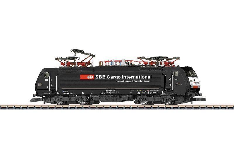 Maerklin 88195 Locomotiva Elettrica Es 64 F4 Mrce Ffs Cargo Vi. Scala Z