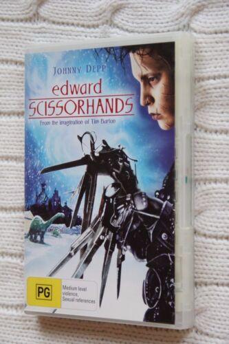 1 of 1 - Edward Scissorhands (DVD), Region-4, Like new (Disc:NEW), free Shipping