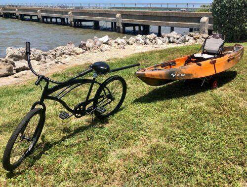 panier Vélo Barre De Remorquage SUP kayak remorque Dumb Stick Xtreme Kayak Barre De Remorquage