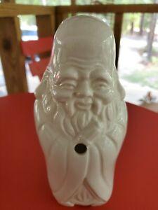 Wisdom Ceramic Tiki Mug Vintage Marked Benihana of Tokyo embossed Japan  70's