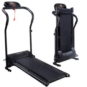 Goplus 800w Folding Electric Treadmill Power Motorized