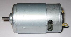 12-V-High-Speed-DC-Generator-125-Watt-Peak-75-Watt-Rated-Power-550-Frame