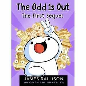 The-Odd-1s-Out-The-First-Sequel-Paperback-softback-NEW-Rallison-James-17