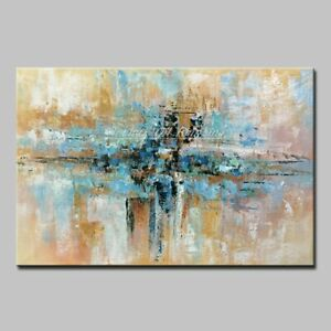Hand-Painted-Abstract-Oil-Paintings-Modern-Wall-Art-Canvas-Wall-Pictures-Posters