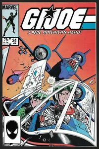 G-I-JOE-A-Real-American-Hero-34-1985-FN-Marvel-Comics-GI-Joe