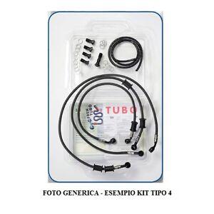 Kit tubi freno FRENTUBO BMW R 1100 R 1994-2002 R 850 R 1998-2007 tipo 1