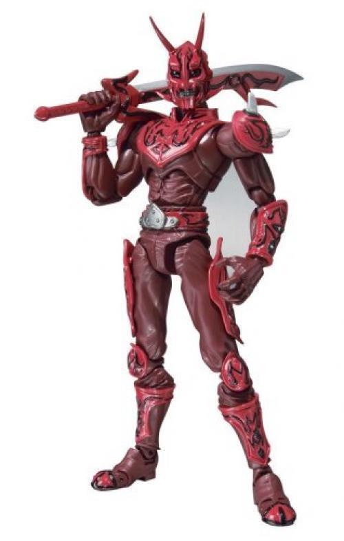 Nuovo S.H.Figuarts Mascherato Kamen Rider Den-O Momotaros Imagin Action Figure