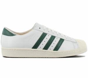 adidas Originals Superstar 80s Recon Sneaker B41719 Leder Weiß Schuhe Turnschuhe
