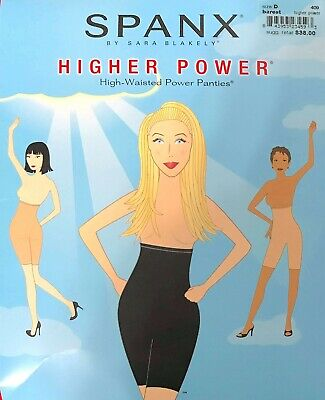 NOT IN PACKAGE SPANX Slimproved Higher Power High Waisted Shaper Panties
