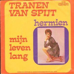 HERMIEN-Tranen-Van-Spijt-ZELDAME-1972-SOLO-VINYL-SINGLE-7-034