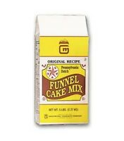 Funnel Cake Mix 5100 Deluxe Pennsylvania Dutch 1 Cs