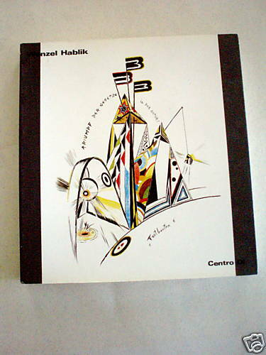 Wenzel Hablik attraverso l'espressionismo