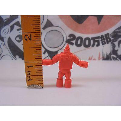 BANDAI KINNIKUMAN Muscle Men Kinkeshi-9 MotorMan(RED) 30-8-23 Keshigomu Figure