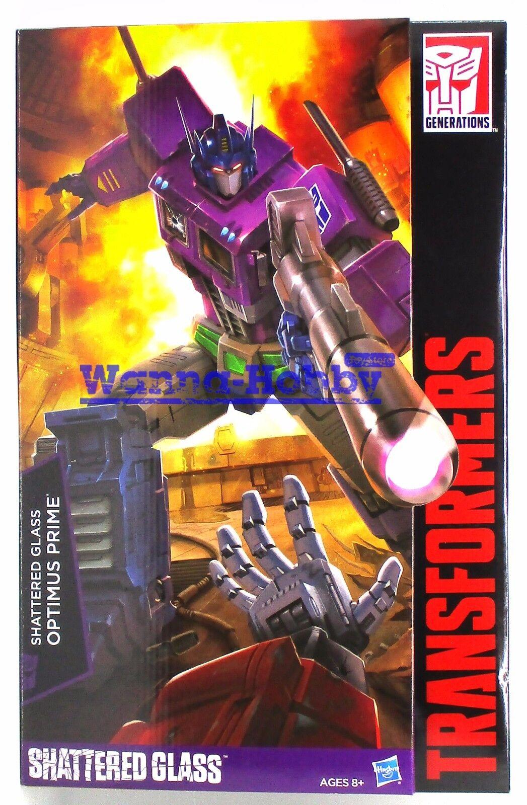 Para tu estilo de juego a los precios más baratos. W 。 H Menta en caja sellada 03599 Transformers Transformers Transformers Masterpiece MP-10 SG Roto Vidrio Optimus Prime  diseño simple y generoso
