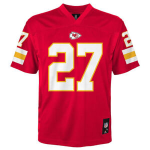 Kareem Hunt Kansas City Chiefs YOUTH MID TIER NFL Jersey - Red  487e362ec