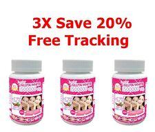 3X White Gluta Supreme 1500000 Mg V Shape Face Whitening Anti Aging 30 Softgels