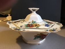 Betere John Maddock & Sons Minerva Cairo Oval Serving Persian Rose1920 LC-35