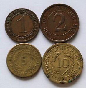Deutsches Reich Münzen
