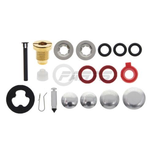 Carburetor Carb Rebuild Repair Kit For Johnson Evinrude 18hp 20hp 25hp 28hp 30hp