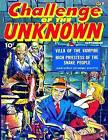 Challenge of the Unknown #6 by Ace Magazines (Paperback / softback, 2016)