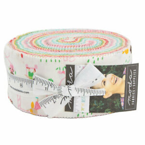 Moda-Best-Friends-Forever-Jelly-Roll-2-5-034-Fabric-Quilting-Strips-20620JR-J01
