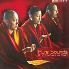 Pure Sounds by Gyuto Monks of Tibet (CD, Jul-2010, New Earth Records)