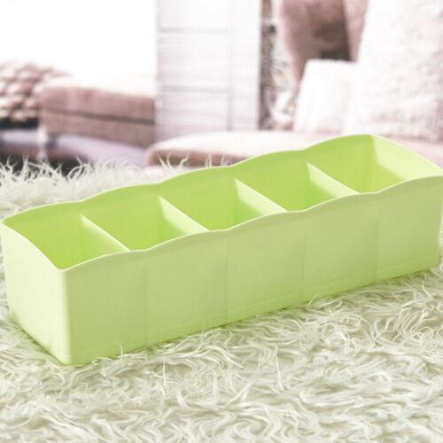 Plastic Storage Basket Box Bin Container Organizer Clothes Laundry Home Holder
