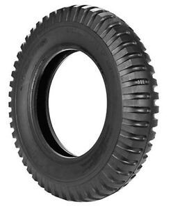 One-New-Firestone-6-00-16-Military-Jeep-Willys-Vehicle-Truck-Tire-543522