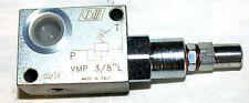 Hydraulik /DBV Druckbegrenzungsventil  G 3/8 40 lt/min, einstellbr. 10 - 200 bar