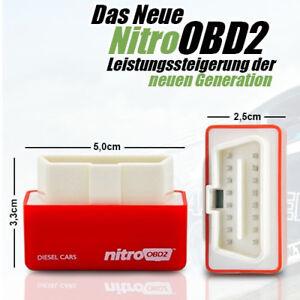 Nitro ROT V3 Diesel Chiptuning über OBD für alle KFZ Diesel Modelle ab 1996-NEU - Falkenberg, Deutschland - Nitro ROT V3 Diesel Chiptuning über OBD für alle KFZ Diesel Modelle ab 1996-NEU - Falkenberg, Deutschland