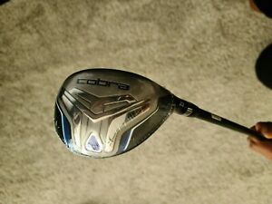 NEW Cobra Fly XL graphite 5H hybrid  w/cover RIGHT HANDED