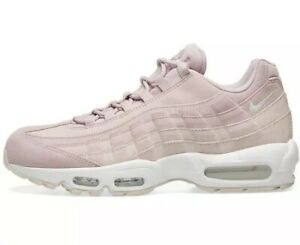Details about Womens Nike Air Max 95 PRM 807443 503 Plum ChalkBarely Rose NEW Size 8 Shoes