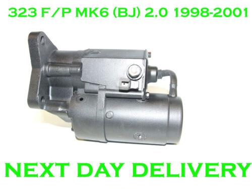 2.0 Td 1998 1999 2000 2001 Démarreur Moteur Neuf Rmfd Bj Mazda 323 F//P MK6