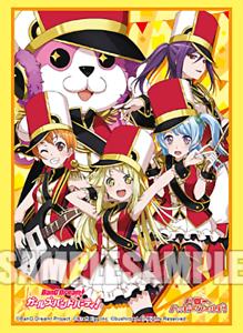 Bang Dream Hello HaroHapi Pico Card Game Character Sleeves Collec Happy World