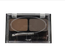 Pro Eyebrow Powder Eye Brow Palette Cosmetic Makeup Shading Kit with Brush