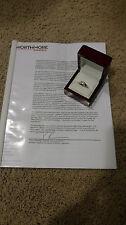 Gelin Abaci Tension Engagement Ring- Beautiful Cut Moissanite 14K white gold