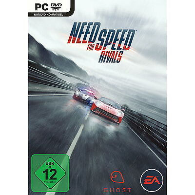 Need For Speed: Rivals - PC DVD-ROM (Deutsch) !!NEU + OVP!!