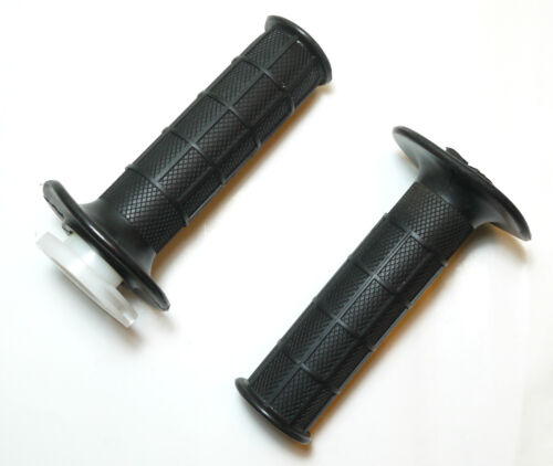 "22mm 7//8/"" Grips Twist Chinese Pit Dirt Bike SSR SDG Coolster Taotao 110cc 125cc"