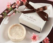 Cherry Blossom Scented Soap Bridal Shower Wedding Favor