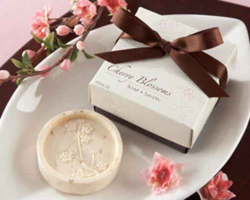 kate aspen cherry blossom scented soap wedding bridal shower favors ebay