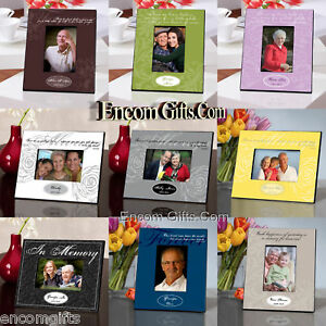 MEMORIAL-PICTURE-PHOTO-FRAME-Personalized-Keepsake-4x6