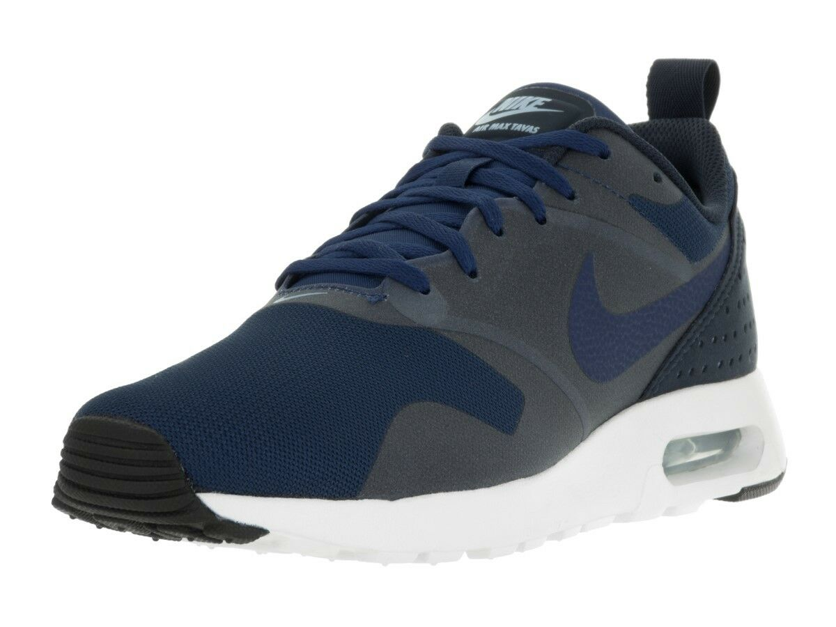 NEW Men's Nike Air Max Tavas Shoes Size: 6 Color: Blue